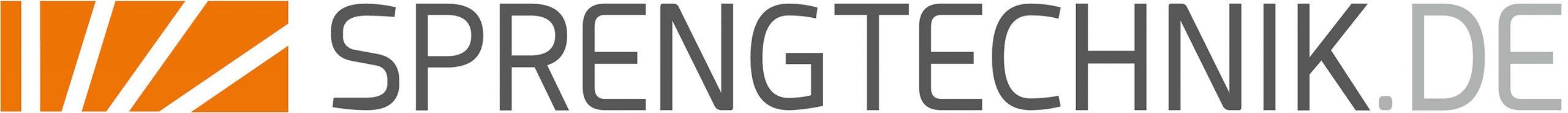 Logo Sprengtechnik