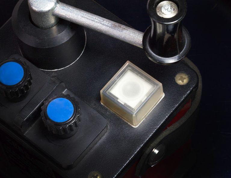 Detail Kondensatorzündmaschine
