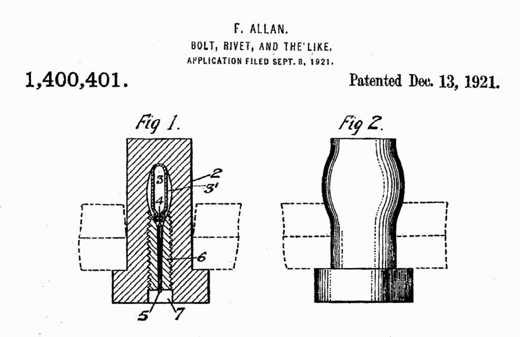 Patent Sprengniet